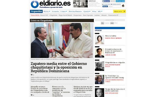 Venezuela no more