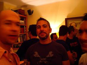 Photo: Roberto at party