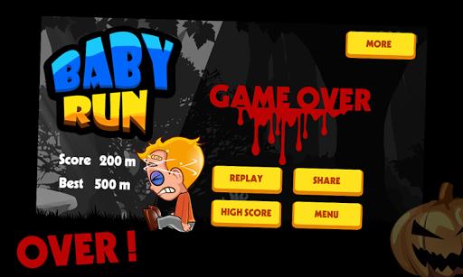 BabyRun: Run to die  screenshots 5