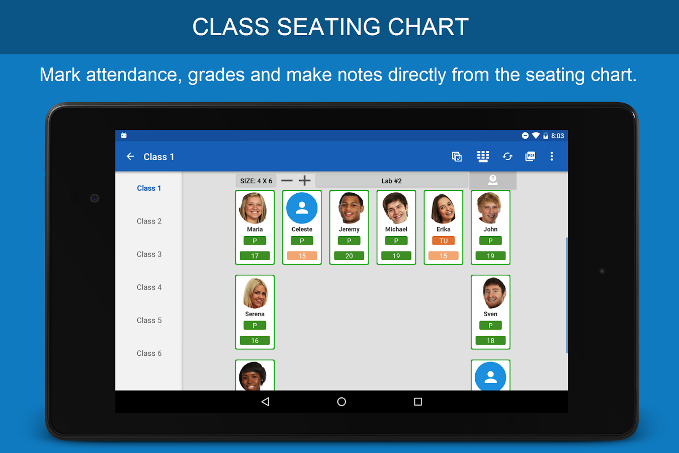 Teacher Aide Pro- screenshot