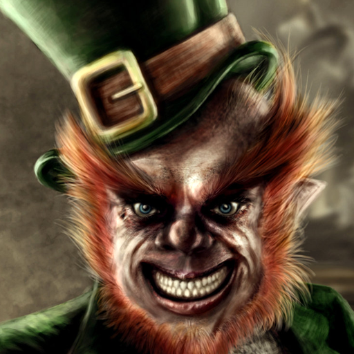 leprechaun live wallpaper