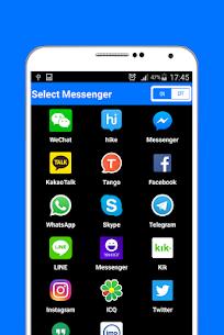 Messenger 1.1 [Mod + APK] Android 2