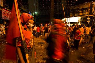 Photo: 10 kwietnia, khao san road po walkach