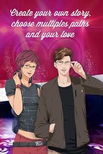Rising Lovers, Otome Novel 3.0.2 3