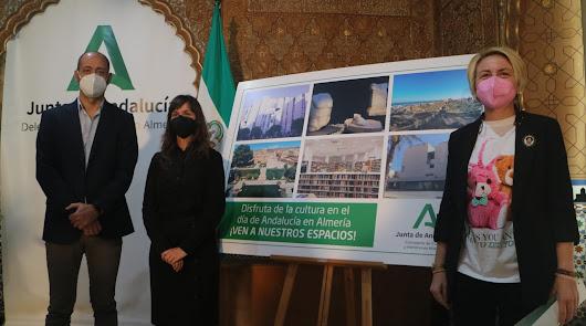 Actividades en la Alcazaba, el Museo y la Villaespesa por el 28F
