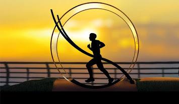 бег по кругу