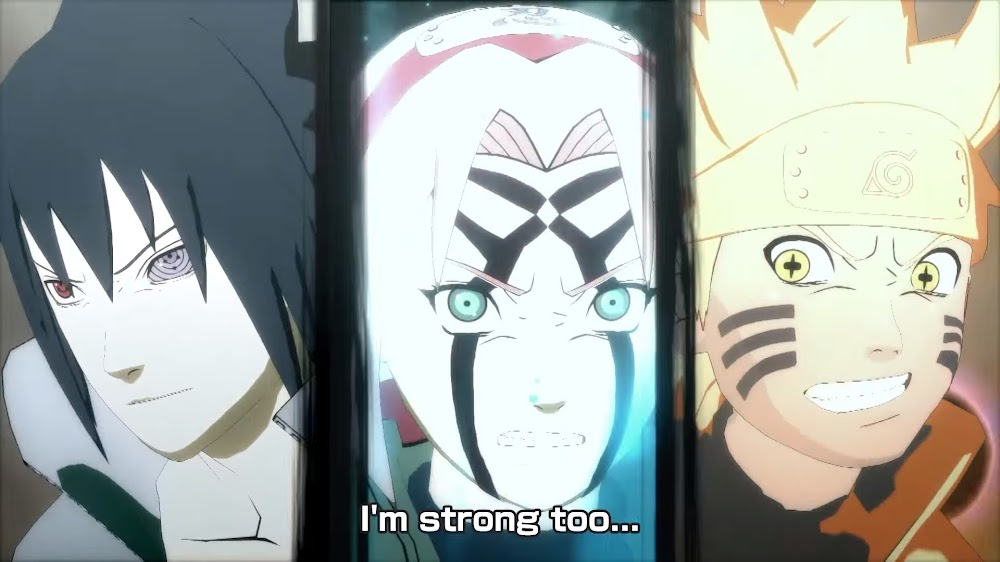 "Nuevo tráiler de Naruto Shippuden: Ultimate Ninja Storm 4, ""La técnica secreta prohibida"""