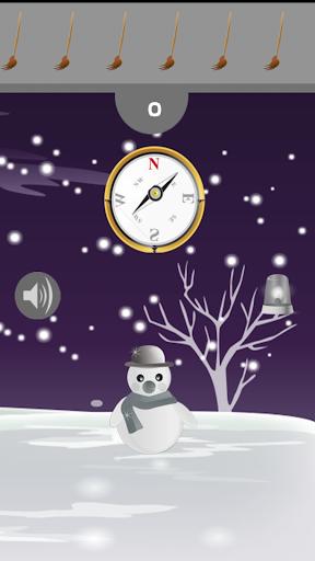 Snowman Flashlight