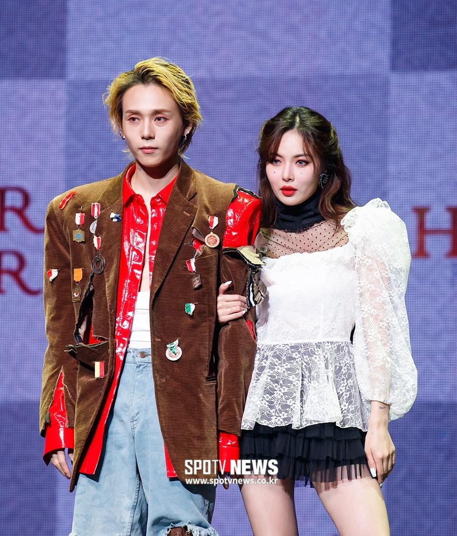 hyuna dawn couple 1