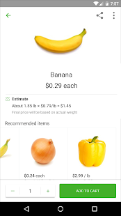 Instacart: Grocery Delivery- screenshot thumbnail