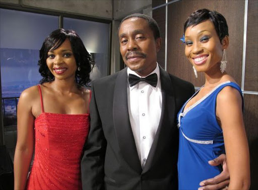 Ready to run the Deep, the Sibeko family (Linda Sokhulu, Vusi Kunene, and Kgomotso Christopher) is ready to shake things.
