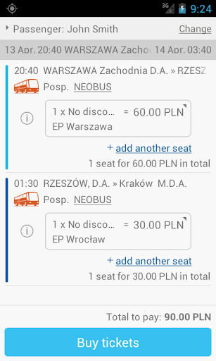 e-podroznik.pl  screenshots 6