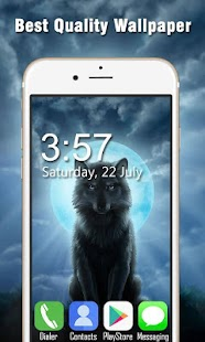 Wolf Live Wallpapers HD - náhled