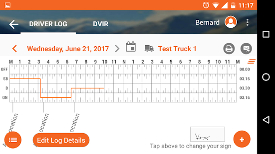 TruckLogics: Trucking Software- screenshot thumbnail