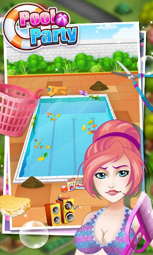 玩免費教育APP|下載プールパーティーメイクサロン - 女の子ゲーム app不用錢|硬是要APP