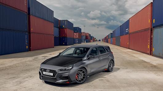 Nueva serie especial i30 N Proyect ya disponible en Almerialva