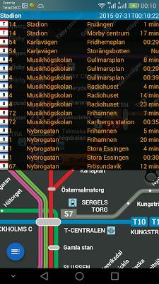 Stockholm Rail - screenshot