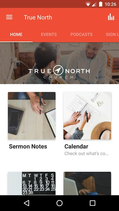 True North Church - Alaska- screenshot