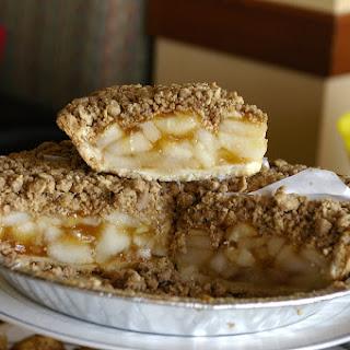 Homemade Apple Pie.