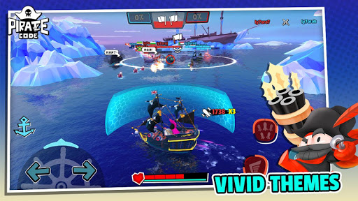 Pirate Code - PVP Battles at Sea  screenshots 3