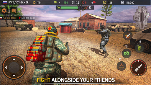 Striker Zone Mobile: Online Shooting Games 3.23.0.2 screenshots 13