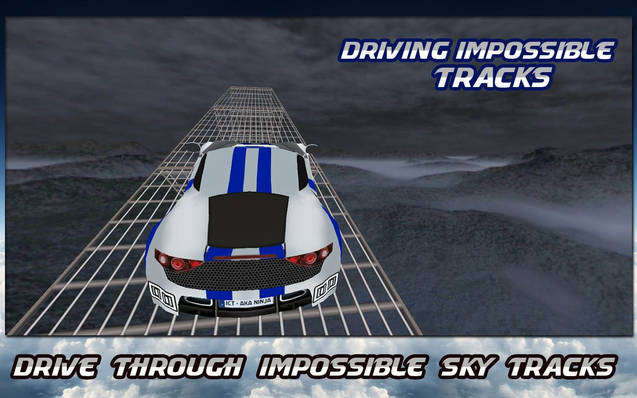 Driving Impossible Tracks- screenshot