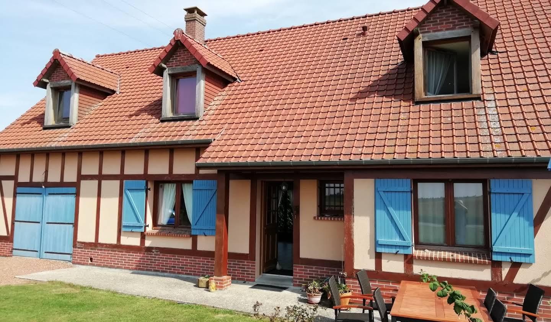 House Saint-Laurent-en-Caux
