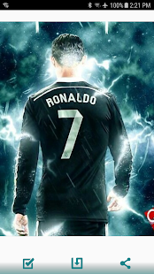Cristiano Ronaldo Wallpapers for PC-Windows 7,8,10 and Mac apk screenshot 2
