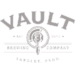 Logo for Vault Brewing Company