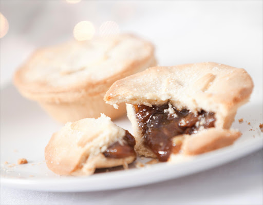 No Christmas feast would be complete without mince pies.