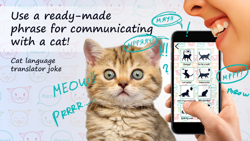 Download Cat language translator joke on PC & Mac with