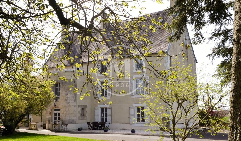 Maison avec piscine Chef-Boutonne