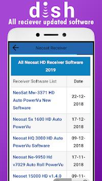 Download All Dish Receiver Software Downloader PowerVU Keys APK