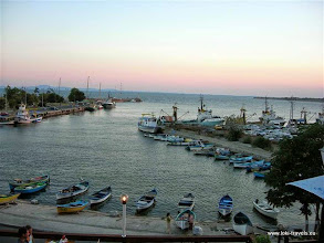 Photo: Nessebar, uitzicht vanaf restaurant Panorama. View from Panorama restaurant.  www.loki-travels.eu