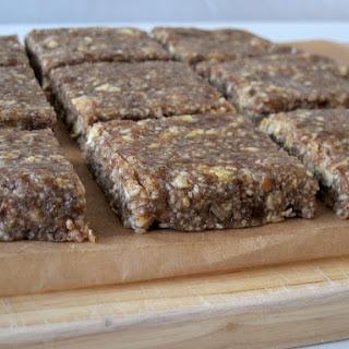 Homemade Apple Pie Nakd Bars (Vegan + Gluten Free).