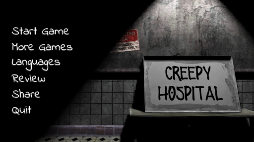 Creepy Hospital : Scary - Escape Horror Game 1.6 screenshots 1