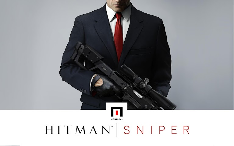 android Hitman: Sniper Screenshot 0