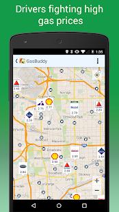 3 GasBuddy - Find Cheap Gas App screenshot