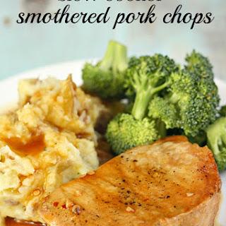 Slow Cooker San Francisco Pork Chops.