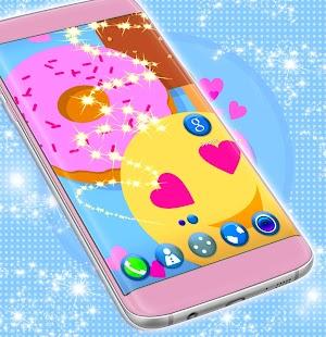 Emoji 2017 Launcher Cute - náhled