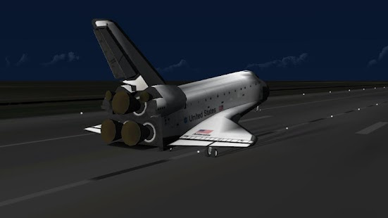 F-Sim Space Shuttle Screenshot