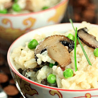 Rice Cooker Risotto.