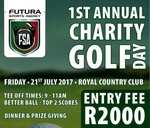 1st Annual Charity Golf Day : Greyville Golf Club