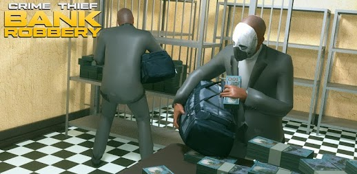 Bank Robbery Crime Thief APK