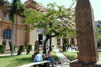 Photo: #001-Le musée d'égyptologie au Caire