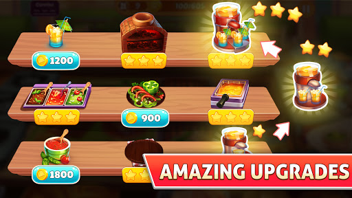 Kitchen Craze: Fever of Frenzy City Cooking Games Apk 2
