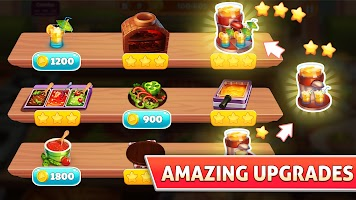 Kitchen Craze: Fever of Frenzy City Cooking Games