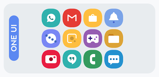OneUI - Icon Pack - Apps on Google Play