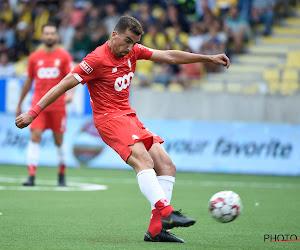 Un retour qui rassurera Michel Preud'homme en vue des Play-Offs 1
