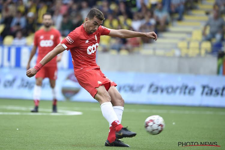 Standard-verdediger Dusenne blijft strijdvaardig en spiegelt zich aan Marco Asensio